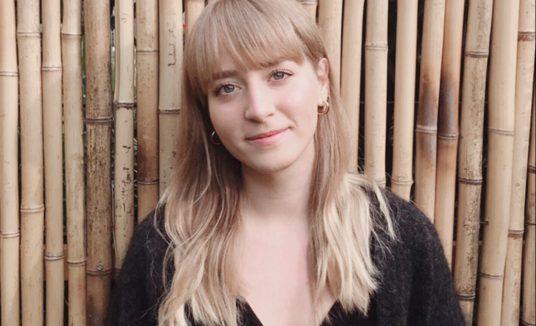 Unsere Jahrespraktikantin Lara Kleiber